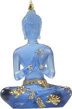 P Prettyia - Statua di Buddha meditazione,