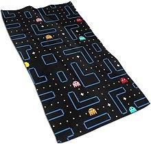 Pac Man Retro Arcade Gaming Design Asciugamani per