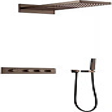 Pacchetto doccia termostatico da incasso con