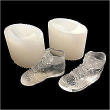 pacco regalo 3d scarpe sportive scarpe in silicone