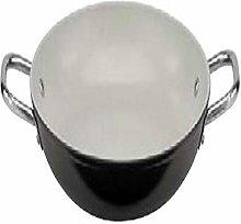 PADERNO 11619-24 Tegame Rivestimento in Ceramica,