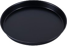 Paderno 11740-24 Teglia Pizza, in Ferro Blu, 24 cm