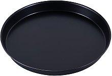 Paderno 11740-26 Teglia Pizza, in Ferro Blu, 26 cm
