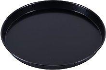 Paderno 11740-28 Teglia Pizza, in Ferro Blu, 28 cm