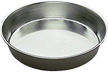 Paderno World Cuisine - Teglia rotonda in latta,