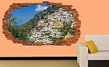 Paesaggio Adesivo Murale Decorazione Camera