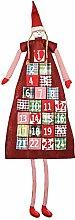Pajoma Mädchen Calendario dell'Avvento,