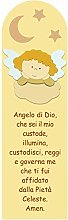 Pala bassorilievo Angelo di Dio con angelo in