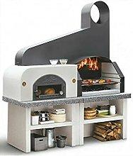 PALAZZETTI Barbecue a Legna carbonella Maxime 2