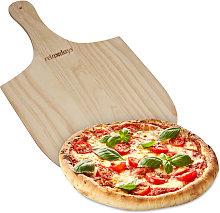Paletta in Legno per Pizza, Pala con Manico, Pane