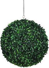 Palla in erba artificiale, per decorazioni