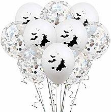 Palloncini di Halloween da 10 pollici da 12