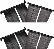 Pannelli Solari Riscaldatori per Piscina 4 pz