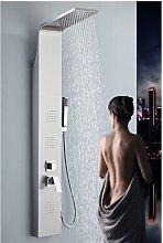 Pannello doccia idromassaggio 4 funzioni