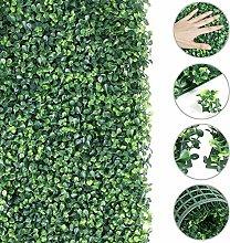Pannello siepe artificiale 60×40cm pianta