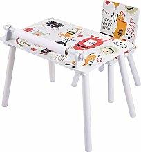 papasbox Tavoli e sedie per Bambini, Tavoli da
