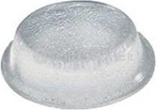 Paracolpi adesivo bumpon cilindrico trasparente