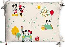 Paracolpi lettino Disney  Minnie&Mickey Naturale