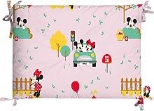 Paracolpi per Lettino Disney  Minnie&Mickey Rosa