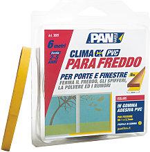 Parafreddo adesivo in PVC mm 9x6 mt bianco. Ideale