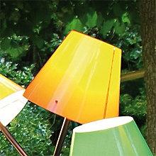 Paralume arancione per lampada OCTOPUS OUTDOOR
