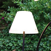 Paralume bianco per lampada OCTOPUS OUTDOOR
