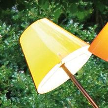 Paralume giallo per lampada OCTOPUS OUTDOOR