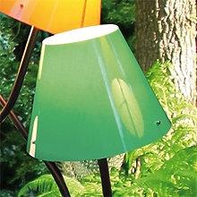 Paralume verde per lampada OCTOPUS OUTDOOR