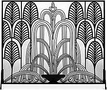 Parascintille Piatto moderno ignifugo,Elegante