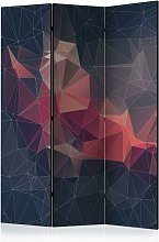 Paravento 3 Pannelli - Abstract Bird 135x172cm