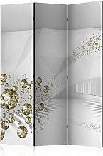Paravento 3 Pannelli - Diamond Corridor 135x172cm