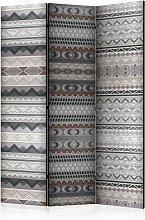 Paravento 3 Pannelli - Ethnic Design 135x172cm