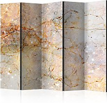 Paravento 5 Pannelli - Enchanted In Marble Ii