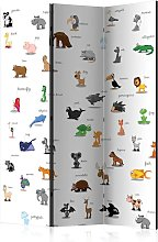Paravento - animals (for children) [Room