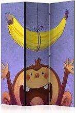 Paravento Bananana Room Dividers cm 135x172 -