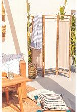 Paravento da giardino in bambù Alfred Bambù Sklum