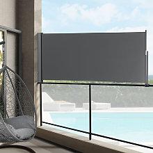 Paravento Estraibile (AxL) 120x300 cm Frangivento