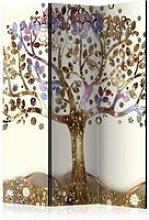 Paravento - Golden Tree [Room Dividers] 135x172