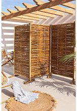 Paravento in bambù Epkos Bambù Sklum
