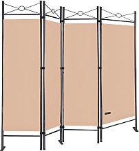 Paravento Lucca di Deuba 180x163cm 4 pareti