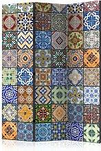 Paravento - Paravento: Mosaico colorato