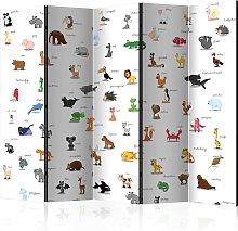 Paravento separé - animals (for children) II