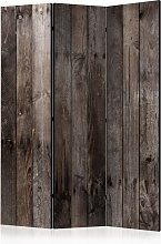 Paravento separé - Boards with Nails [Room