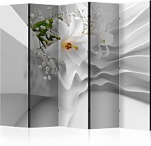 Paravento separé - Flowers for Modernity II [Room