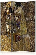PARAWENTO B&D XXL murando Paravento Klimt 135x172