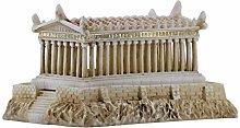 Partenone Tempio della dea greca Athena Statua