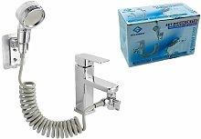 Partenopea - Set doccetta da lavabo per lavandino