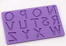 Pati-Versand 13114flexique Lettere N-Z Stampo