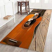 PATINISA Tappeto cucina,chitarra e vino su uno