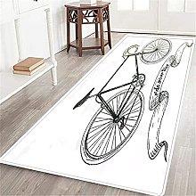 PATINISA Tappeto cucina,pide la tua bici,Tappeto